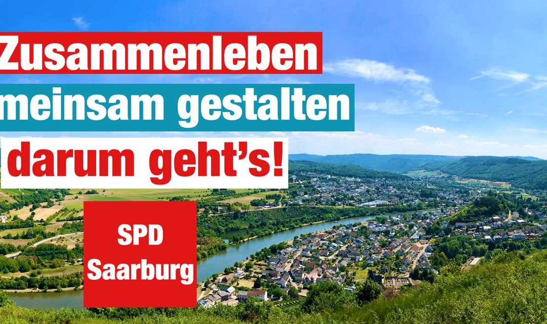 Ihre Wahl für die SPD –  VG-Ratswahlen Saarburg-Kell am 14. Oktober.