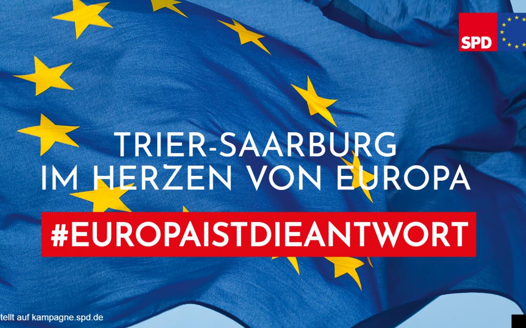 Katarina Barley=Europa!