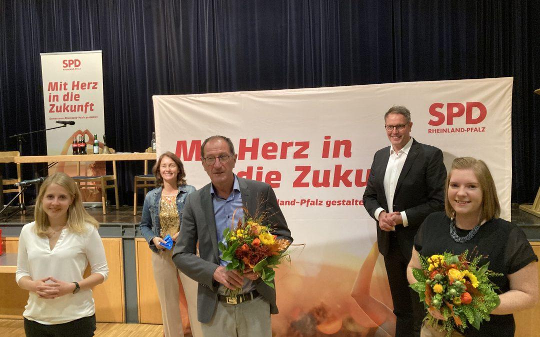 100% für Lothar Rommelfanger, unser Landtagskandidat für den Wahlkreis 26