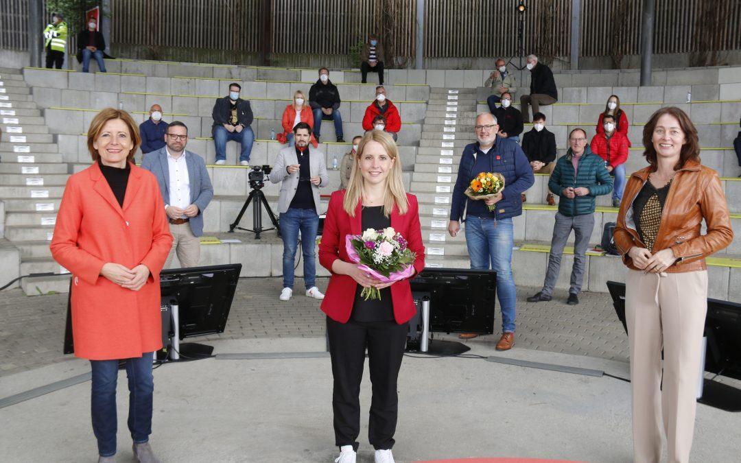 Verena Hubertz für unsere Region in Berlin